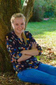 Laura op de Beke : President & Leiden Representative