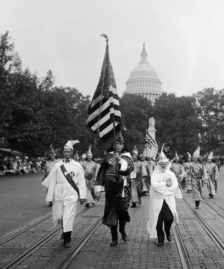 Racial Democracy Ku Klux Klan image