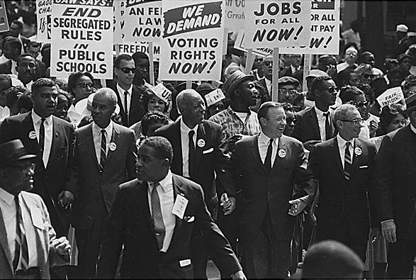 Racial Democracy civil rights image
