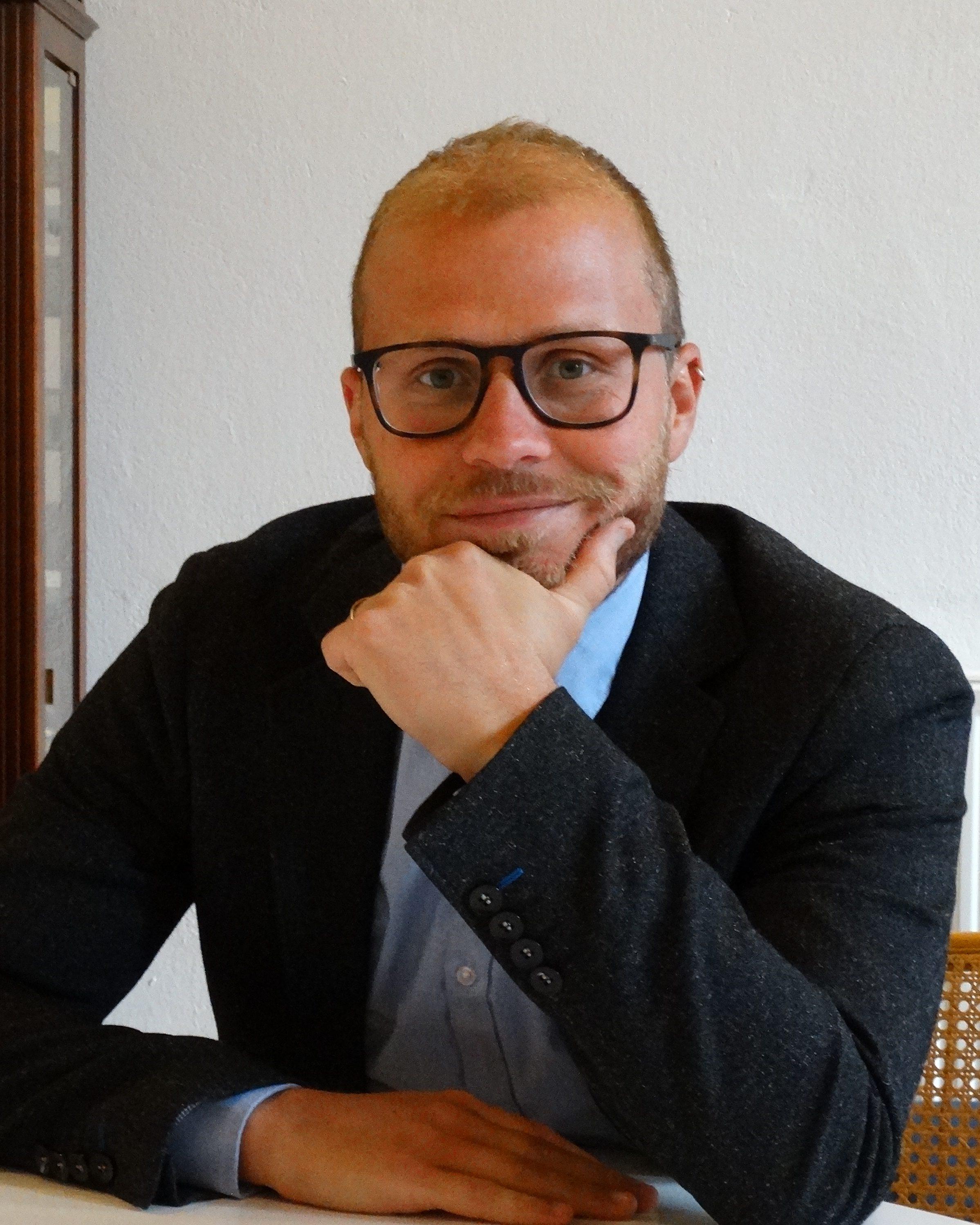 Dario Fazzi, Treasurer : Research Fellow, Roosevelt Institute for American Studies, Middelburg